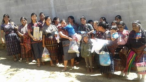 receiving donations in san isidro